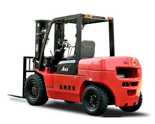A系列4-小5吨内燃叉车
