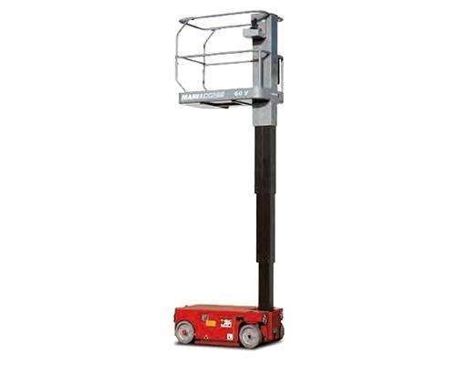 电动桅杆式高空作业平台