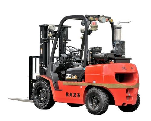 R系列2-3.5吨内燃防爆叉车