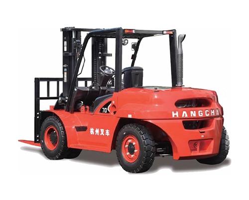 X系列5-10吨内燃叉车